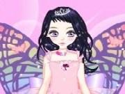Zana Purple Dress Up