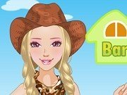 Barbie fermier