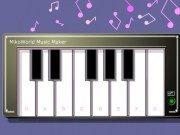 Canta la Pian cu tastatura