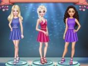 Elsa, Moana si Barbie Moda primaverii 2018