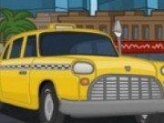 Condu taxiul prin oras