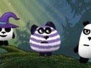 aventura cu Cei 3 panda