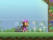 Aventura maimutei in lumea pixel