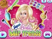 Coafuri noi pentru Super Barbie