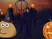 Decoreaza casa de Halloween cu Pou