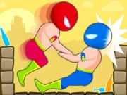 Wrestleri cu oameni betivi