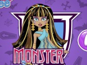 Papusile  Monster High studente Cosplay