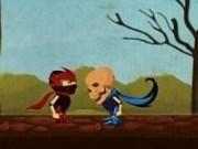 Ninja vs Dragonul de aur