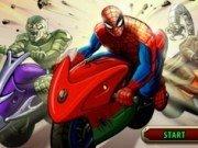 Spiderman vs Sandman