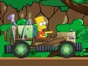 Bart cu tractorul
