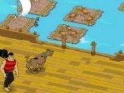 Scooby Doo cu barca