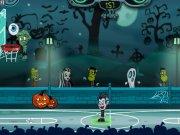 Legende din Basketball de Halloween