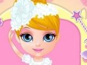 Baby Barbie balerina