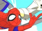 Coloreaza-l pe Spiderman