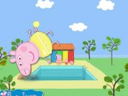Sarituri cu purcelusa Peppa Pig