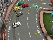 Campionat de masini lego rapide