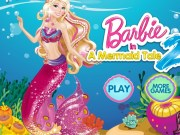 Barbie transformata in Sirena