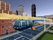 Șofer de tren Simulator pe sine suspendate