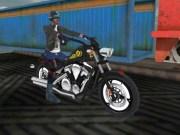 Motocicleta Crazy Bike Stunt