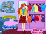 Ariel in haine noi de primavara