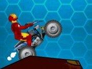 Iron Man Aventura cu motocicleta