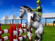 Sarituri cu calul peste obstacole 3D