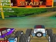 Cursa 3D Monster Truck
