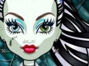 Monster High Frankie Stein la coafor