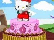 Tort pentru Hello Kitty