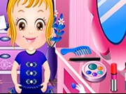 Baby Hazel Costum de paun