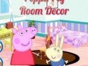 Peppa Pig in casa noua