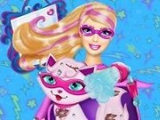 Super Barbie cat