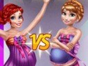 Ariel si Anna Moda pentru femei insarcinate
