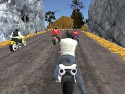 Cursa cu Motociclete Hill Racer