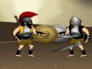 Lupte antice cu sabii