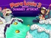 Papa Louie 3 Atacul Inghetatei