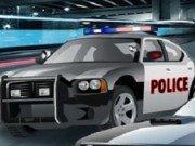 Misiune de urmarire cu masina politiei