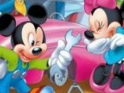 Mickey Mouse Litere Ascunse
