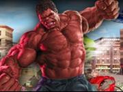 Super eroul rosu Hulk
