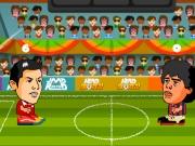 Sport Fotbal cu capul Ronaldo