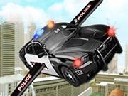 Simulator de mașini zburătoare de poliție