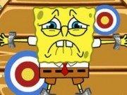 Spongebob Darts cu cutitul
