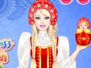 Barbie în Japonia, Rusia, Arabia și India