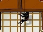 Ninja pe varful templelor