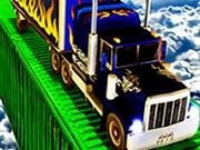 Condu si parcheaza camionul imposibil