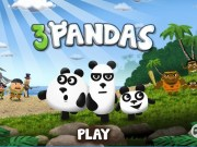 Aventura clor 3 ursi panda