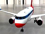 Simulator de condus avioane Boeing 3D