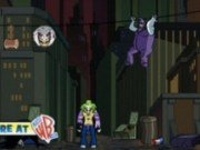 Escape clovnii Joker vs Batman