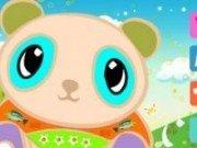 Panda Mania de imbracat