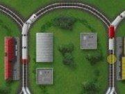 Dirijeaza intersectia de trenuri